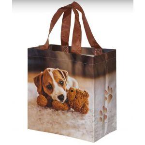 EKO mini shopping bag DOG 10l 25x15x27cm (k/100)