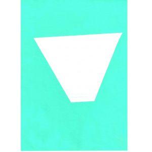 Torebka papierowa na frytki 200g op. 200 sztuk