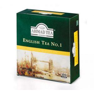 Herbata AHMAD English Tea no1, 100 torebek, op. 1 szt.