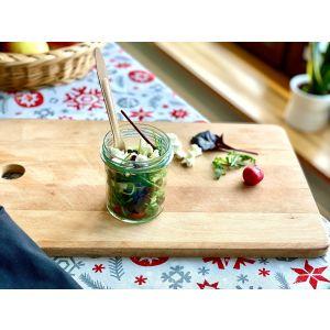 Słoik szklany 500 ml op. 8 sztuk