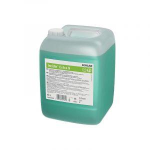 ECOLAB INCIDIN EXTRA N 6L Preparat do dezynfekcji powierzchni