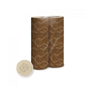 Papier toaletowy EcoNatural 1 LUCART 18,7m, 2W, op. 6 rolek