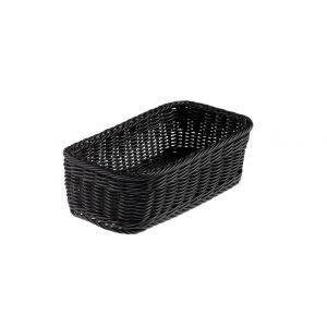 Polyirattan basket GN1/3 32,5x17,5x10