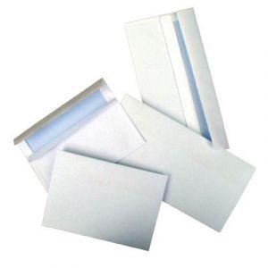 Koperty samoklejące (SK) NC, białe, C6, 114x162mm, 14030, op. 50 sztuk