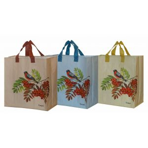 EKO torba na zakupy DRZEWO jarzębina