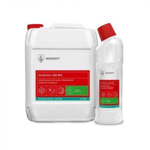 MEDICLEAN MC320 żel do WC 5l Antybakteryjny żel do mycia i odkamieniania sanitariatów