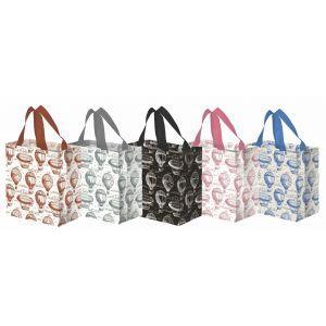 EKO torba na zakupy mini BALONIKI mix 10l 25x15x27cm (k/100)