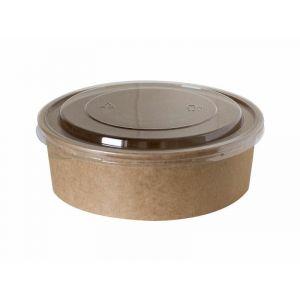 POKRYWKA PET do miski sałatkowej o śr.185mm, op. 50 sztuk