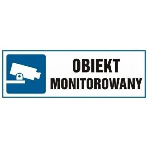Obiekt monitorowany BL - 105 x 297mm NC023BLPN