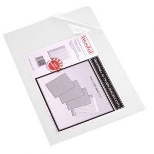 Ofertówka A4 na dokumenty-folia twarda(0,20mm) Biurfol (25szt/folia) OF-01 przeźroczysta