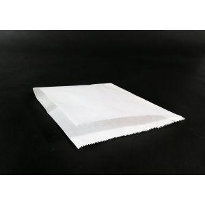 Torebki KEBAB/BURGER gruba papierowa 16x17cm bez druku, cena za opakowanie 1000 sztuk