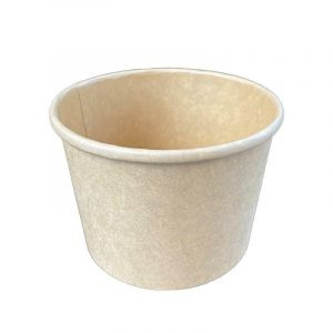 PAP zupa fi.115mm KRAFT 500 ml pojemnik op. 25 sztuk