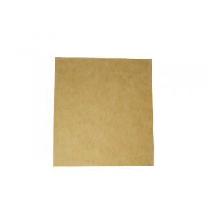Papier pergamin KRAFT 380x275mm tłuszczoodporny VEGWARE 100% kompostowalny, op. 500 arkuszy
