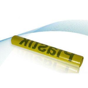 Worki na odp.LDPE 60l S żółte op.15szt