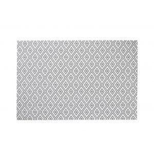 Podkładki na stół Style 30x45cm białe PP wielokrotnego użytku op. 12 sztuk
