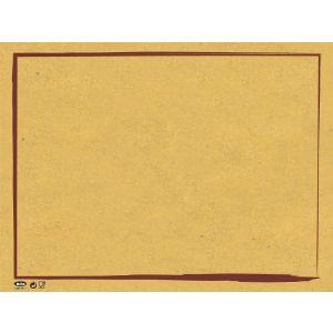 Podkładki papierowe 30x40cm DALLAS żółte op. 500 sztuk