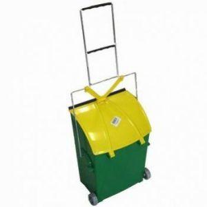 Wózek POKER 15l śmietniczka