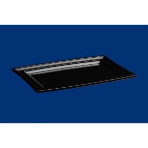 Taca cateringowa PS 360x253 czarna op. 5 sztuk