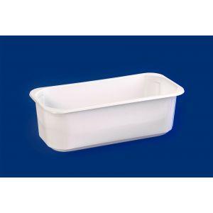 Kuweta biała pojemnik na lody 5l op.100szt