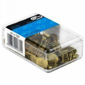 Pinezki złote E&D PLASTIC