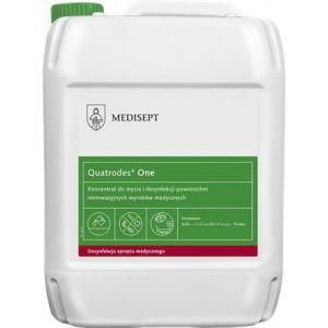 MEDISEPT Quatrodes One 5L Koncentrat do dezynfekcji i mycia nieinwazyjnych wyrobów medycznych