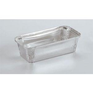 Foremka aluminiowa prostokątna R-44 1000 ml z możliwością zamykania, cena za opakowanie 100szt