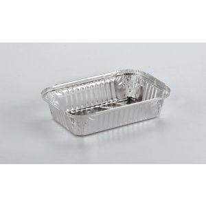 Foremka aluminiowa prostokątna R-52 780 ml z możliwością zamykania, cena za opakowanie 100szt