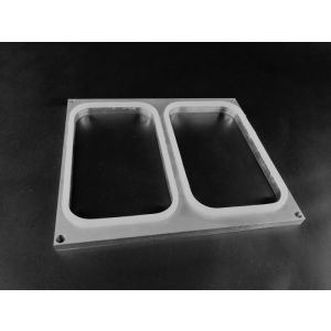 Frame for trays CAS CDS-01 178/113 MAP non-divided - double