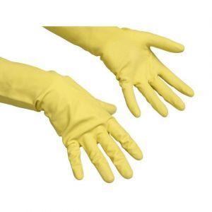 Rękawice Vileda Contract - Gospodarcze (rozmiar S)