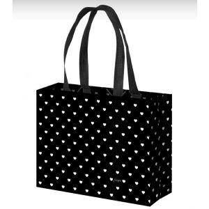 ECO shopping bag ultra mini ROMANTIC 8L 35x10x25cm (k/100)
