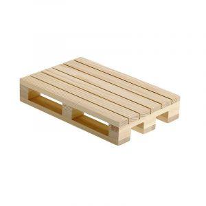 Mini-paleta drewniana 20 x 12 x 3,5