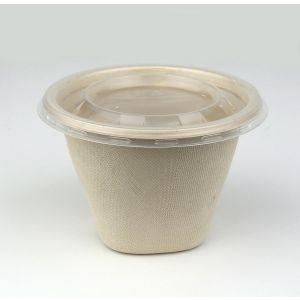 Sabert pokrywka PP do miseczki 500ml op. 100 sztuk