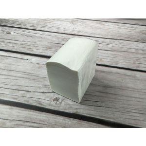 Napkins for dispenser 9x10cm unfolded 10,5x24cm, soft 2 layers, 7500 pcs.