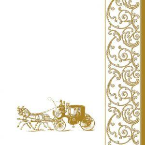 Serwetki 33x33 MAKI ŚLUB 0003 01 Wedding Cart op. 20 sztuk (12)