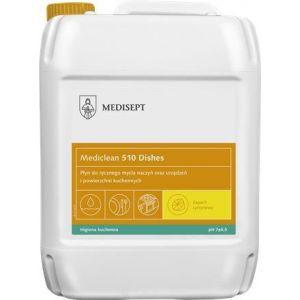 MEDICLEAN MC510 Diament 5l cytrynowy Płyn do ręcznego mycia naczyń oraz urządzeń i powierzchni kuchennych