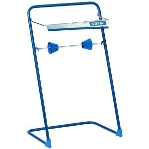 Stojak na ręcznik maxi KATRIN niebieski, podłogowy