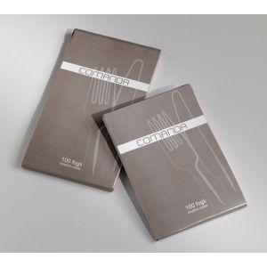 Notes kelnerski 10x14,5 100 arkuszy samokopiujący op. 10 bloków