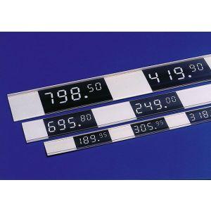 Cyfrowe tabliczki cenowe DBR39, cena za 1op.