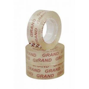 Taśma biurowa GRAND przezroczysta 12mm x 30m op. 12 sztuk