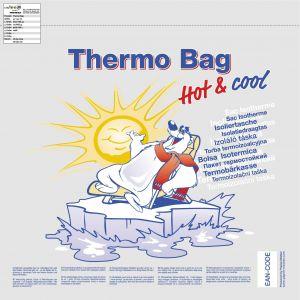 Torba termoizolacyjna Hot & Cool mała 43x47cm