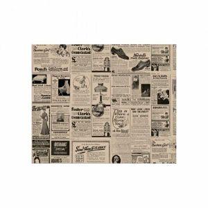 TIMES kraft papier do zawijania 28x34cm, 30gr tłuszczoodporny, op. 1000 ark.