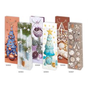 Decorative bags T12 set of 25 STARS 12/40cm, op. 10 pieces