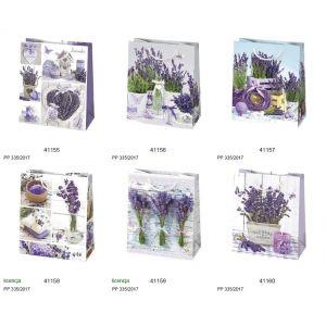 Decorative bags T4 19/23 cm set No. 69, 10 pieces