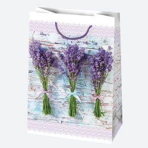 Decorative bags T5 general 23/32 cm set no. 116 Lavender, 10 pieces