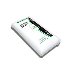 Torebki HDPE 18/4/40 op. 1000 sztuk 6,7 mikronów (k/10)