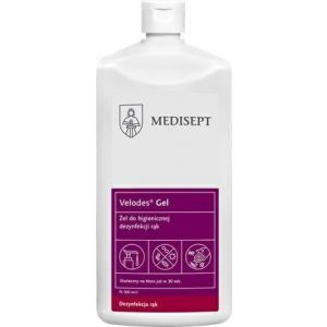 MEDISEPT Velodes Gel 500ml do dezynfekcji rąk (k/24)