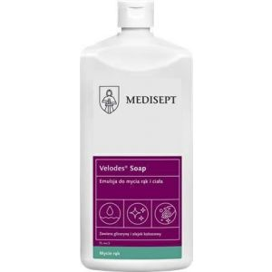MEDISEPT Velodes Soap 500ml