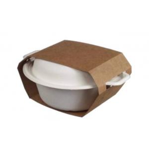 Miska z trzciny cukrowej 750ml -Opaska transportowa op.25szt (k/20)
