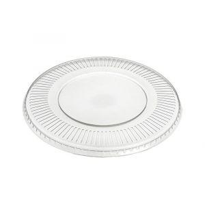 Pokrywka PP do miski z trzciny  op.50szt., fi.170mm, transparentna, (k/4