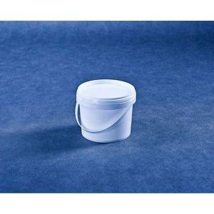 Wiaderko do przechowywania i transportu 0,6L białe